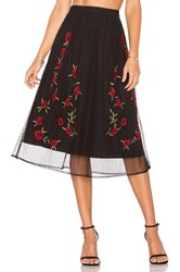 Lovers Friends Sebastian Skirt Black