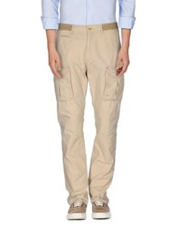 Scotch And Soda Trousers Casual Trousers Men Beige