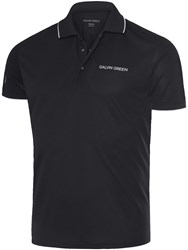 Galvin Green Men's Marty Tour Polo Black White Black White