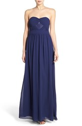 Women's A. Drea Sequin Strapless Gown