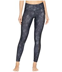 Jockey Active Interstellar 7 8 Leggings Deep Black Workout