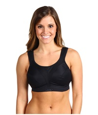 Shock Absorber D Max Support Sports Bra N109 Black Women's Bra