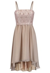 Laona Cocktail Dress Party Dress Dune Taupe