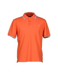 Bramante Polo Shirts Orange