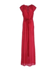 Hoss Intropia Long Dresses Fuchsia