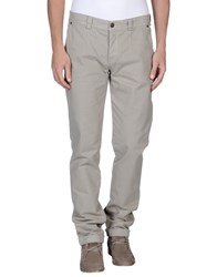 Dog Fox Trousers Casual Trousers Men Grey