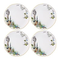 Christian Lacroix Reveries Dinner Plate Set Of 4