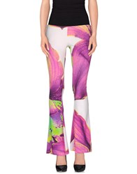 A'biddikkia Trousers Leggings Women Purple