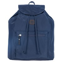 Bric's X Travel Backpack Denim