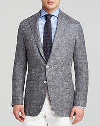 Eidos Tipo Summer Donegal Sport Coat Slim Fit Grey