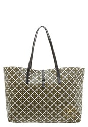 By Malene Birger Grineeh Tote Bag Hunter White Oliv