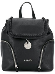 Liu Jo Romantic Zaino Backpack Black