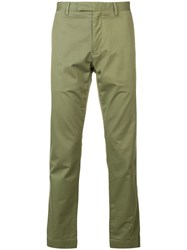 Polo Ralph Lauren Classic Chino Trousers Green