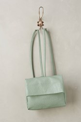 Anthropologie Gail Backpack Green