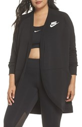 Nike Plus Size Sportswear Rally Cardigan
