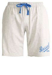 Russell Athletic Sports Shorts New Grey Marl