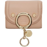 See By Chloe Pink Small Mara Wallet