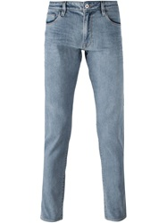 Love Moschino Skinny Jeans Blue