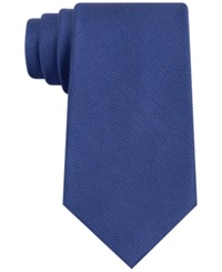 Club Room Spartan Solid Tie Navy