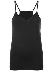 Joseph Basic Tank Top Black