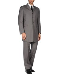 Pal Zileri Cerimonia Suits Grey