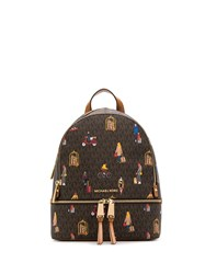 Michael Michael Kors Rhea Medium Jet Set Backpack 60