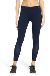 Ted Baker Women's London Mesh Inset Leggings Navy