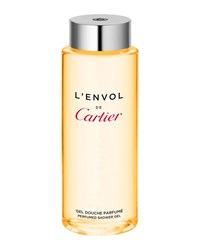 Cartier L'envol De Shower Gel 6.8 Oz. 200 Ml