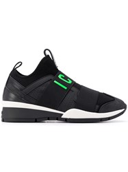 Dsquared2 Low Top Trainers Black