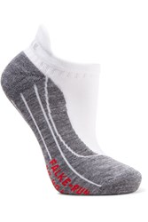 Falke Ergonomic Sport System Ru4 Invisible Knitted Socks White