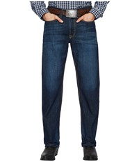 Cinch White Label In Dark Stone In Indigo Indigo Men's Jeans Blue