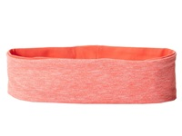 Prana Reversible Headband Neon Orange Headband