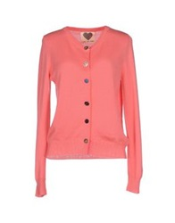 Made For Loving Cardigans Coral