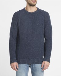 Billabong Navy Hailstorm Round Neck Sweater Blue
