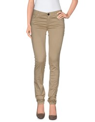Magazzini Del Sale Trousers Casual Trousers Women Khaki