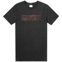 Ksubi Machine Tee Black