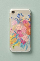 Anthropologie Bridgette Thornton Iphone 6 6S 7 8 Case Pink