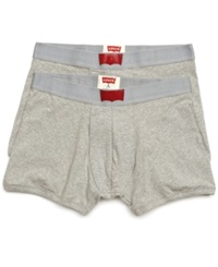 Levi's Men's 200 Series Boxer Briefs 2 Pack