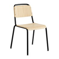 Hay Halftime Chair Black Powder