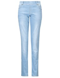 Svek Blue Side Zip Jeans