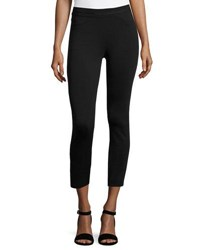 J Brand Quinn Cropped Leggings Black