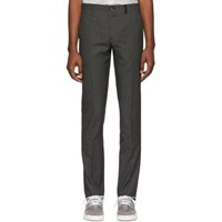 Paul Smith Ps By Black Check Mid Fit Trousers