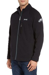 Tommy Bahama Men's 'Nfl Blindside' Knit Zip Jacket Eagles