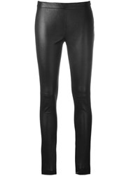 Philipp Plein Jake Leggings Black