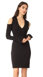 Feel The Piece Golding Dress Black