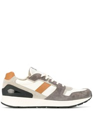 Polo Ralph Lauren Panelled Sneakers White