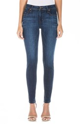 Fidelity Women's Denim Gwen High Waist Skinny Jeans Falcon Blue