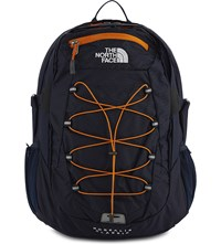 The North Face Classic Borelais Backpack Nay Orange