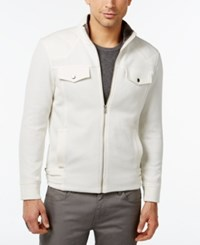 Inc International Concepts Rick Faux Fur Lined Full Zip Jacket Only At Macy's