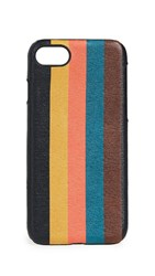 Paul Smith Bright Stripe Iphone 7 And 8 Case